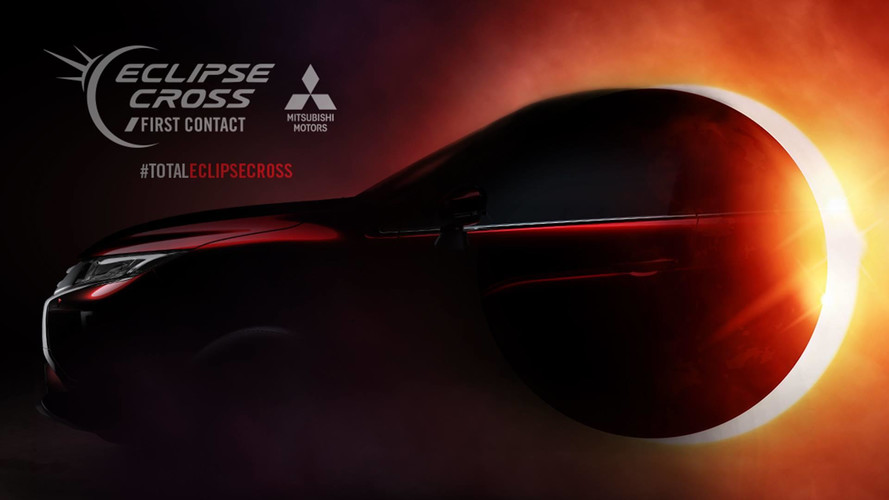 Mitsubishi Will Livestream Eclipse Cross During The Solar Eclipse