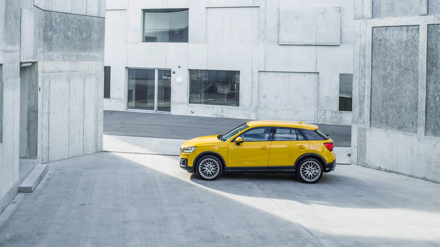 Audi boosts Q2 range with new 2.0 TFSI Quattro model