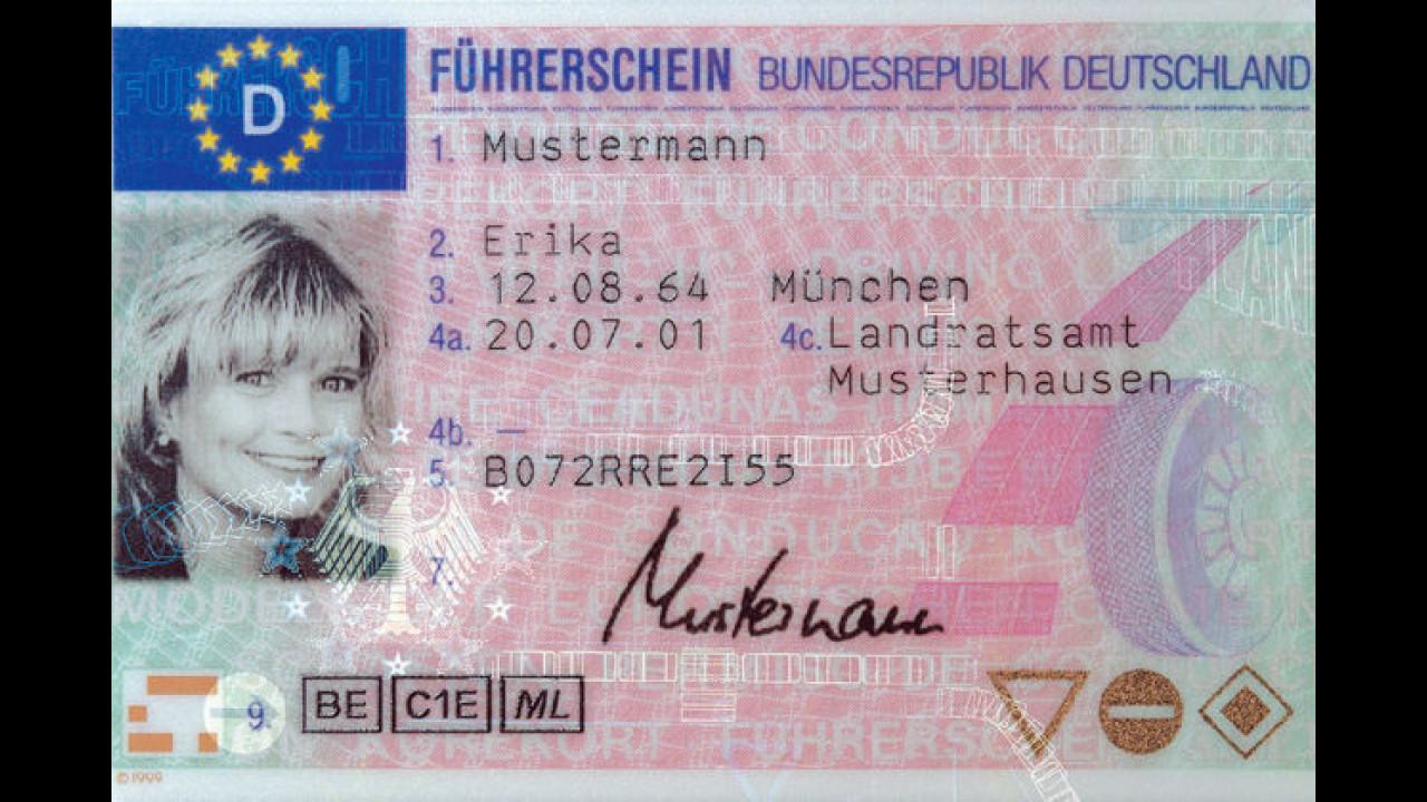 Führerschein-Missbrauchsverordnung