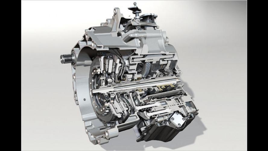 Volkswagen bringt Direktschaltgetriebe mit sieben Gängen