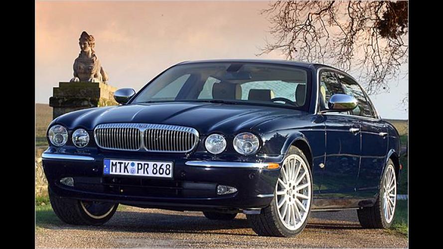 Ein außergewöhnlicher Gentleman: Der Daimler Super Eight