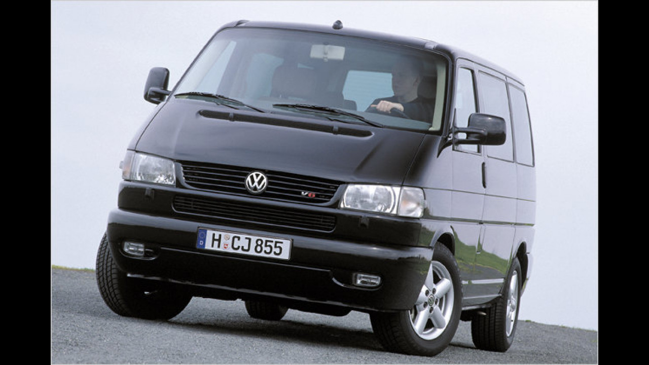VW Caravelle T4 (Multivan 2.5 TDI)