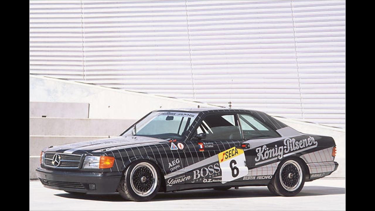 1989: 500 SEC AMG