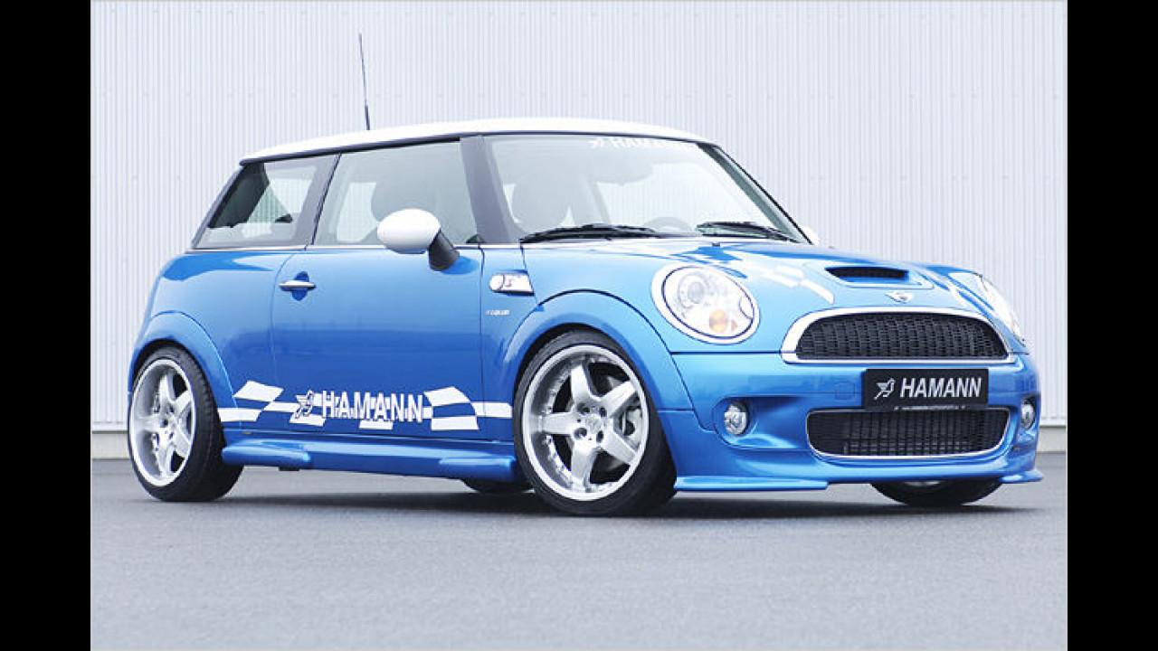 Mini im Sportoutfit
