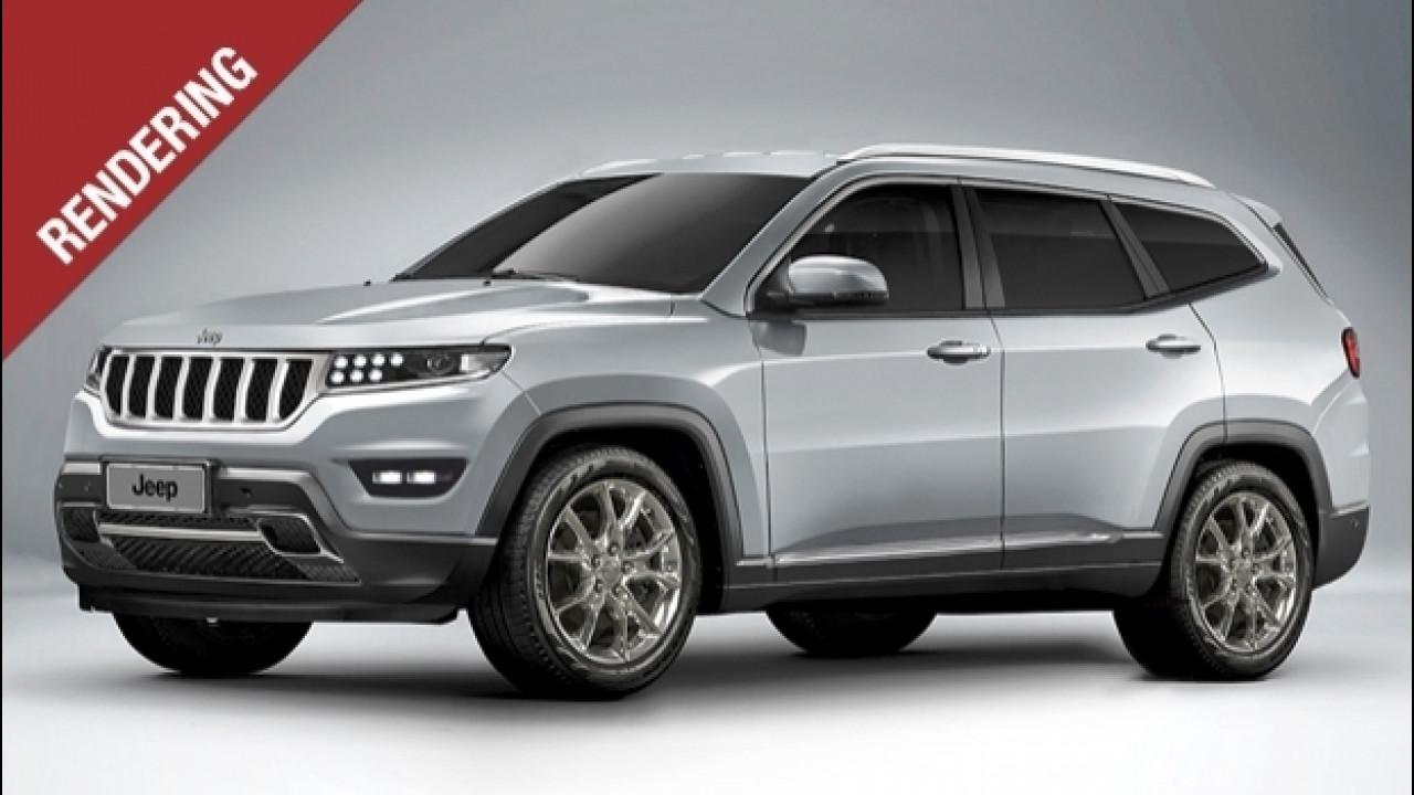 [Copertina] - Jeep Grand Wagoneer, torna il maxi SUV