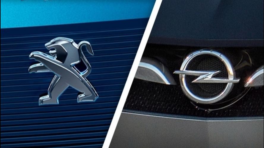 Opel passa a Peugeot per 2,2 miliardi di euro