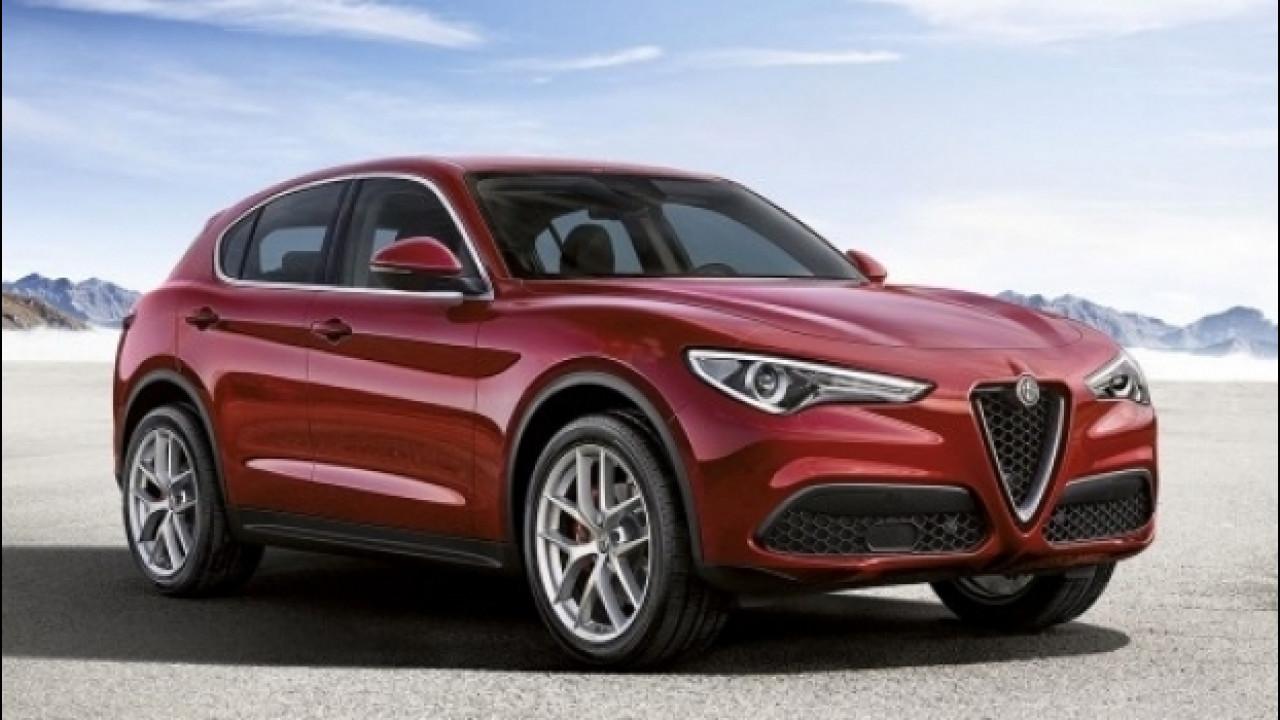 [Copertina] - Alfa Romeo Stelvio, oggi la presentazione italiana