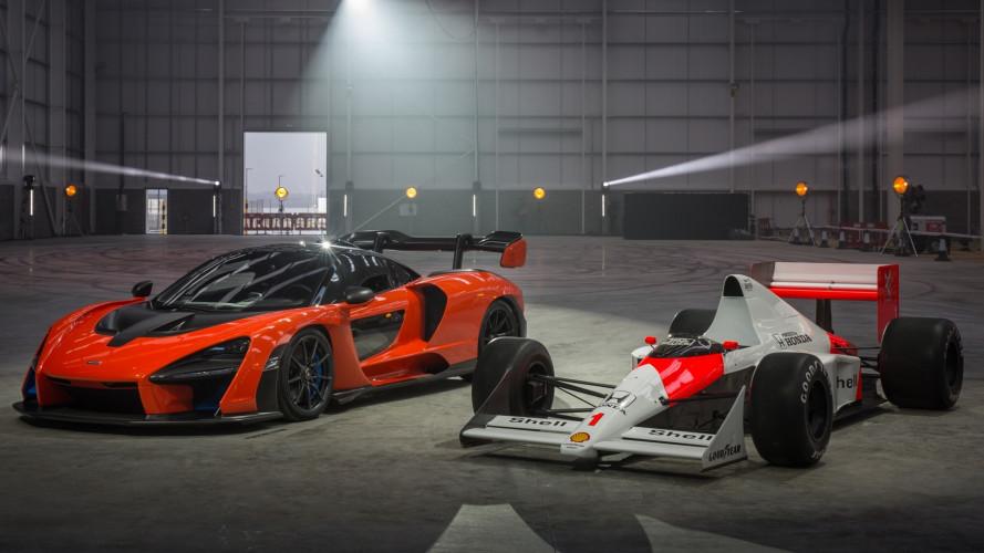 McLaren si fa in casa i telai in carbonio
