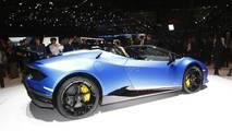 Lamborghini al Salone di Ginevra 2018