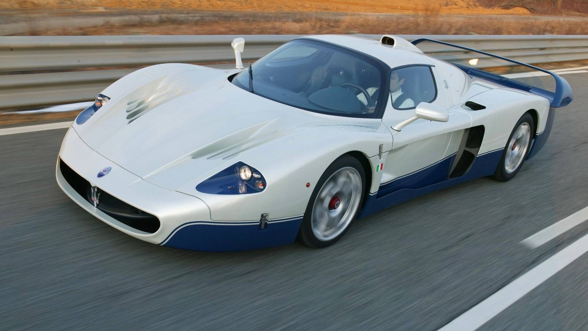 Motor1.com Legends: 2004 Maserati MC12