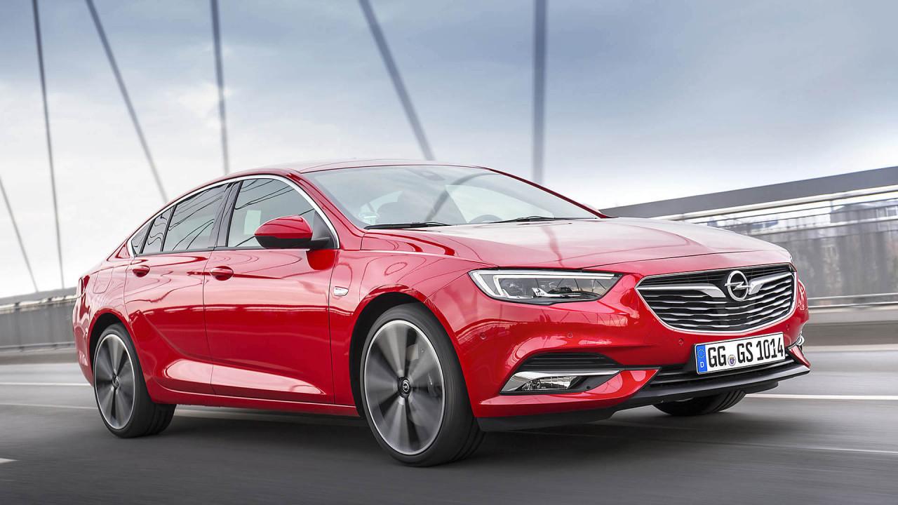 Opel Insignia Gran Sport: 4,90 Meter
