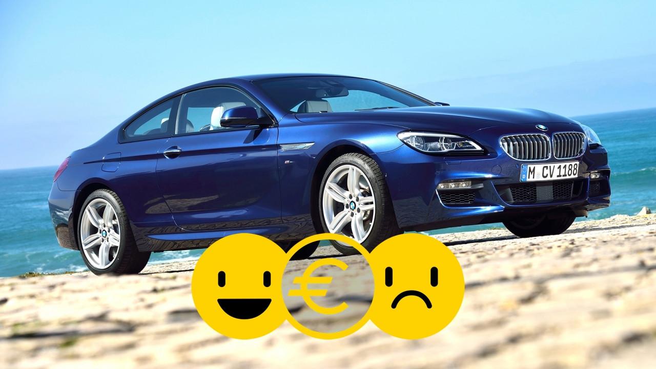 [Copertina] - Promozione BMW Serie 6 Coupé, perché conviene e perché no