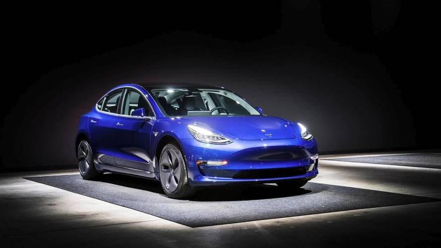 Tesla Model 3 VIN Registrations Blow Past 40,000