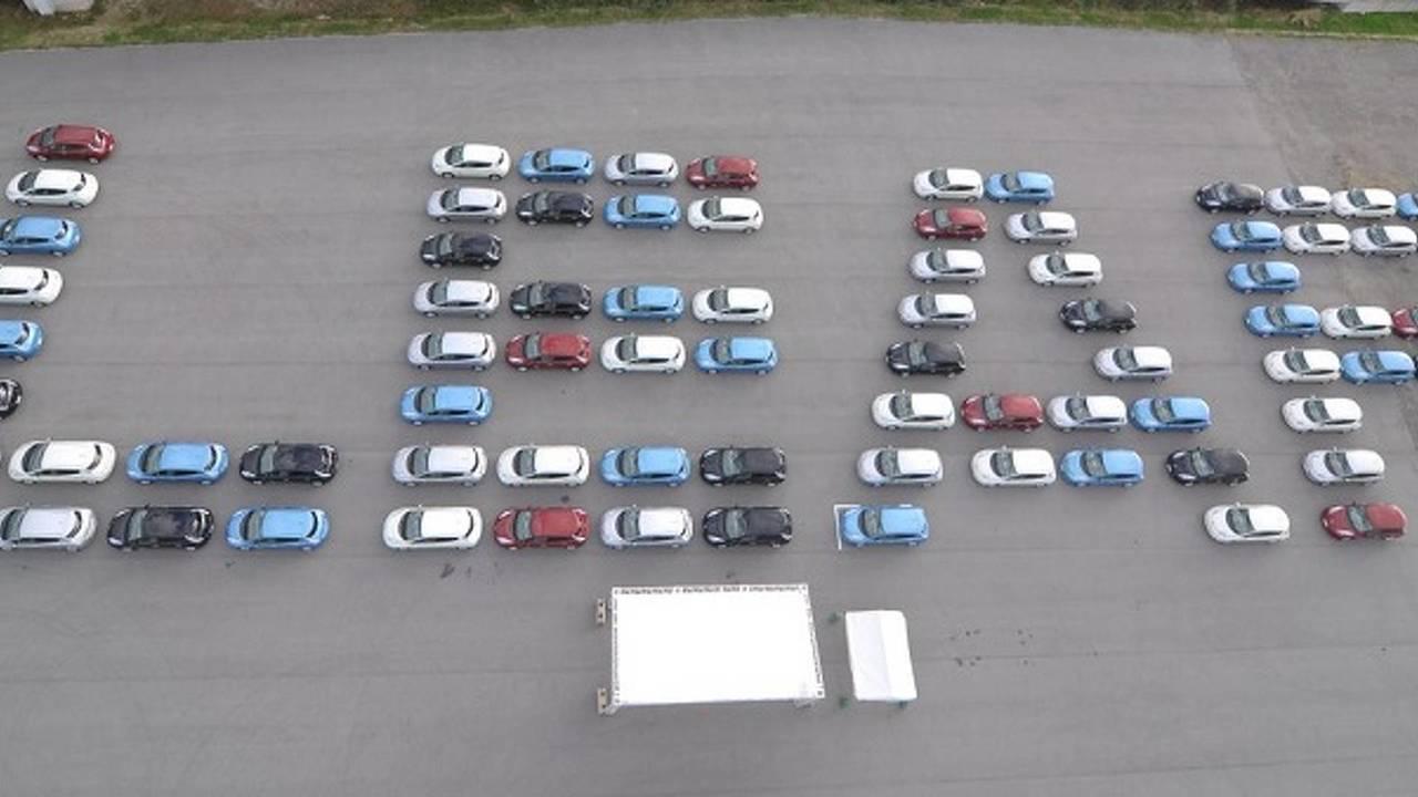 Nissan Leafs