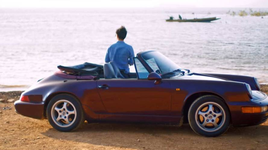 This Father-Son Story Of A Porsche 911 Will Warm Your Soul