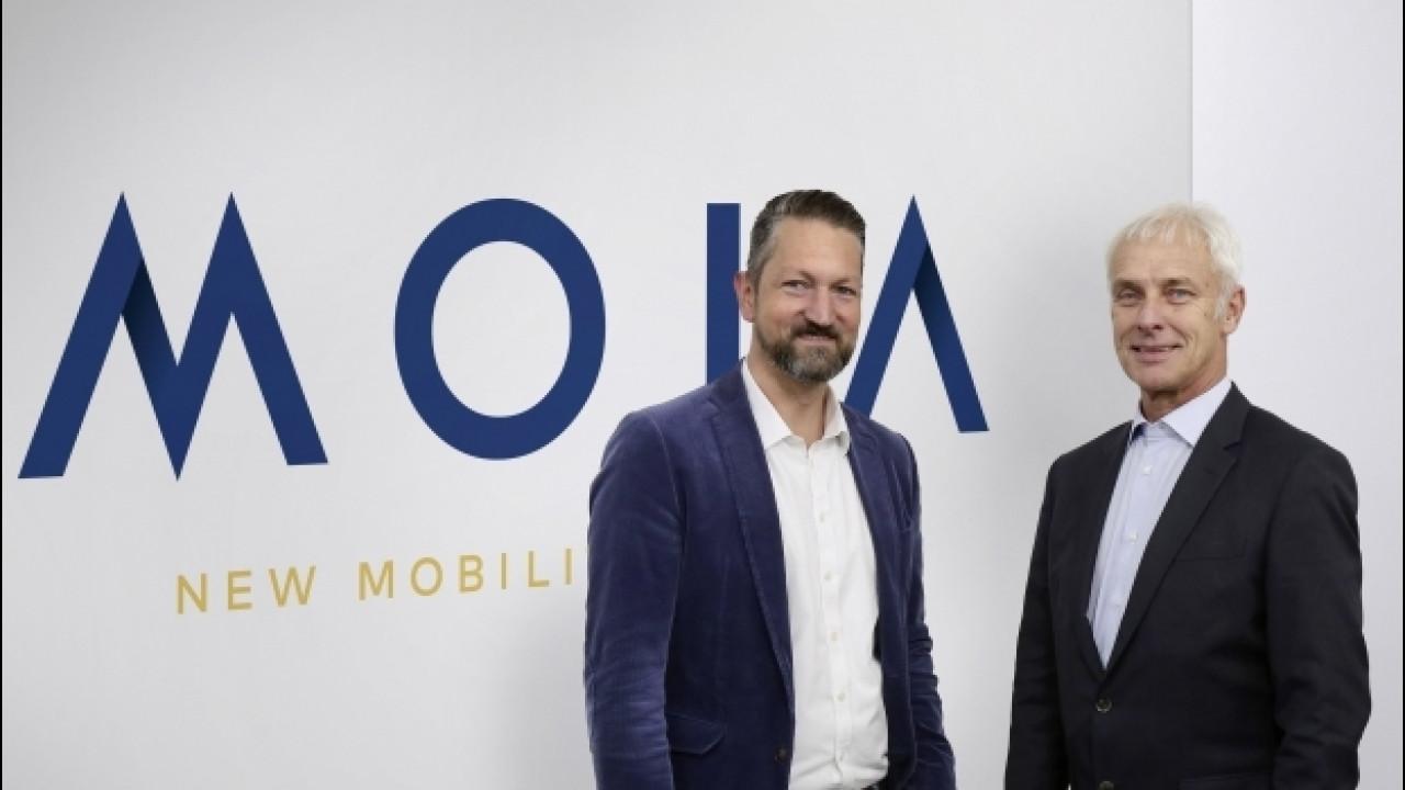 [Copertina] - Il Gruppo Volkswagen si trasforma in provider di mobilità sostenibile