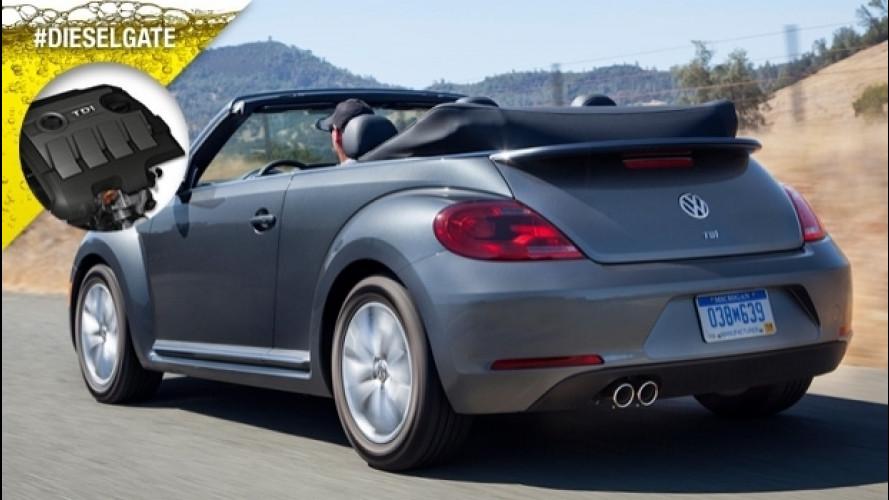 [Copertina] - Volkswagen, addio ai motori Diesel negli USA