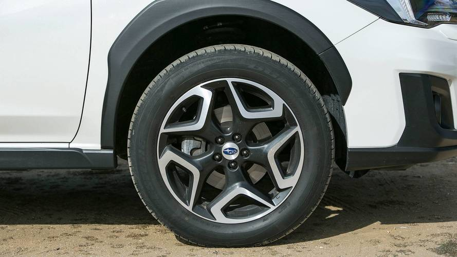 Teaser Prueba Subaru XV 2018