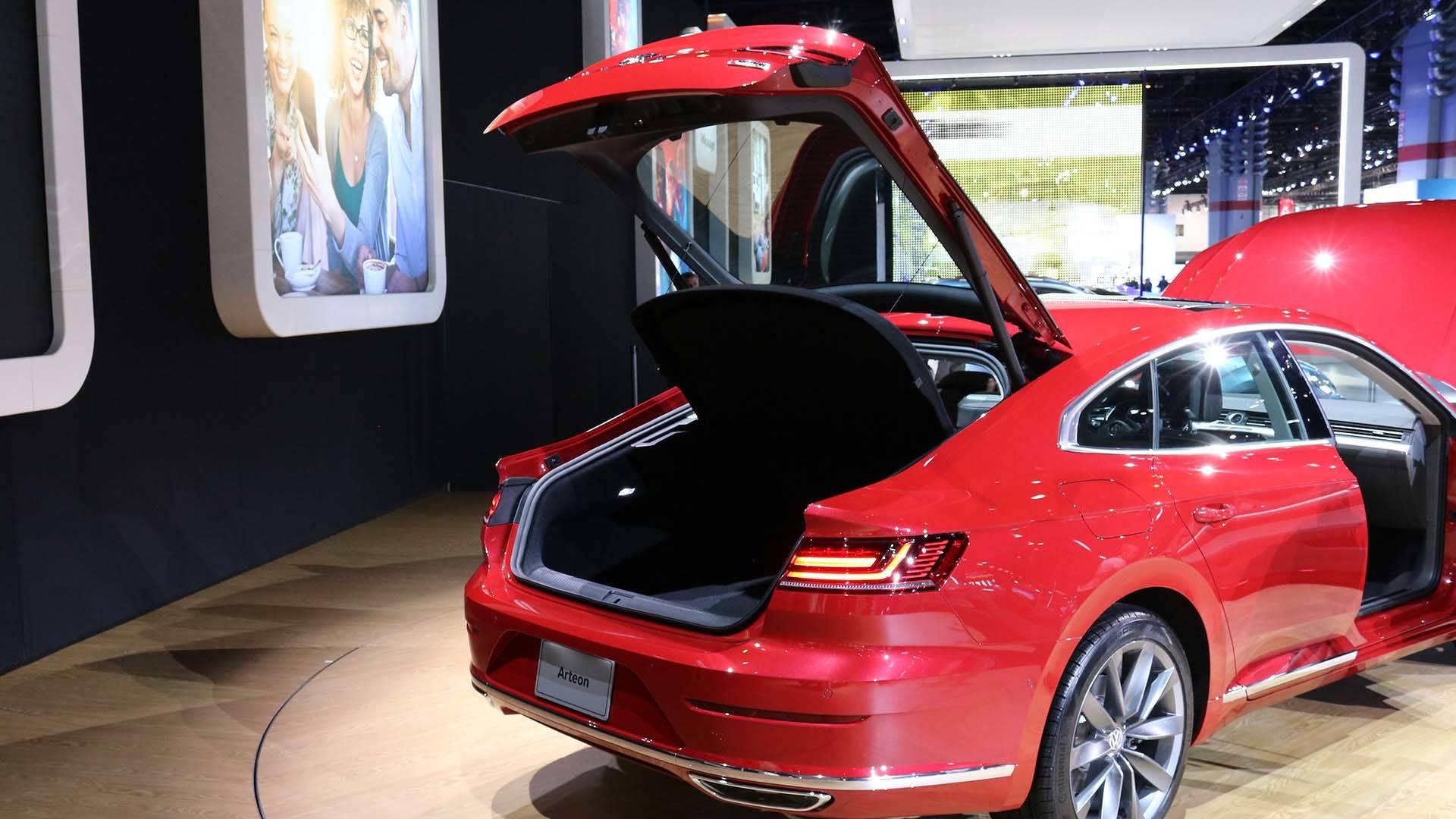 VW Arteon Usa >> 2019 Volkswagen Arteon Arrival Delayed In The U S