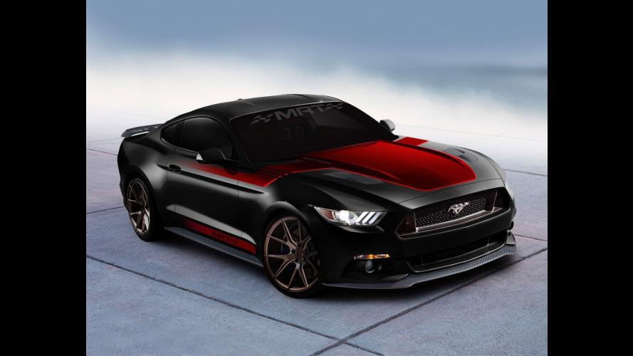 Ford Mustang, sei speciali per stupire al SEMA 2016