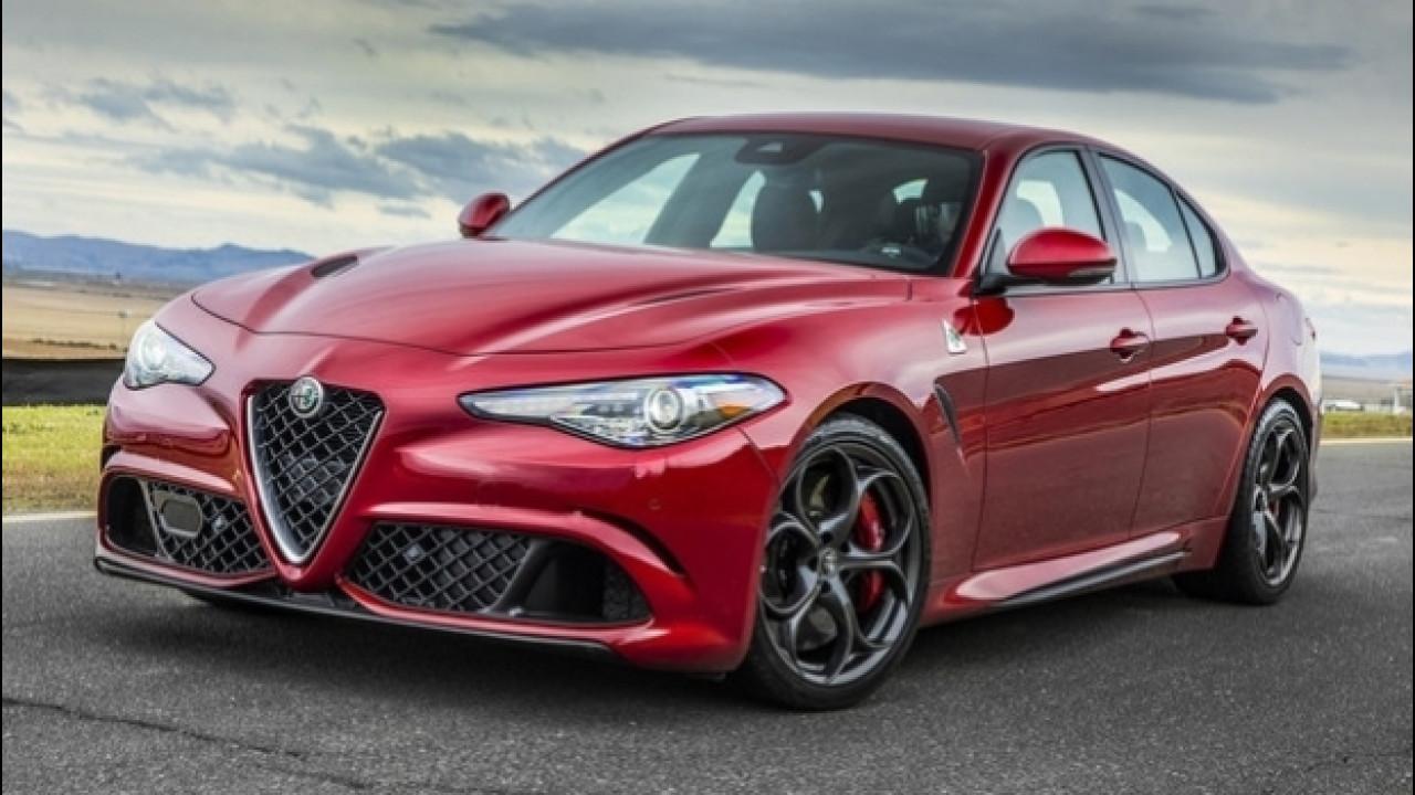 [Copertina] - Alfa Romeo Giulia Quadrifoglio, è già da collezione