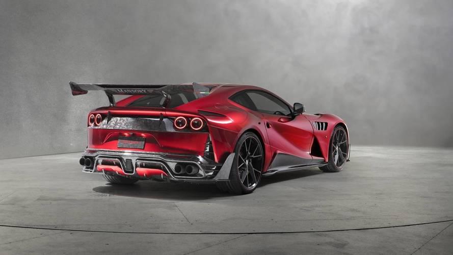 Ferrari 812 Superfast Stallone