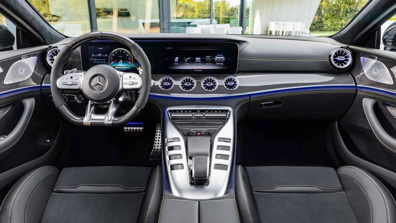 2019 Mercedes-AMG GT 4-Door Coupe Storms Geneva With 630 HP