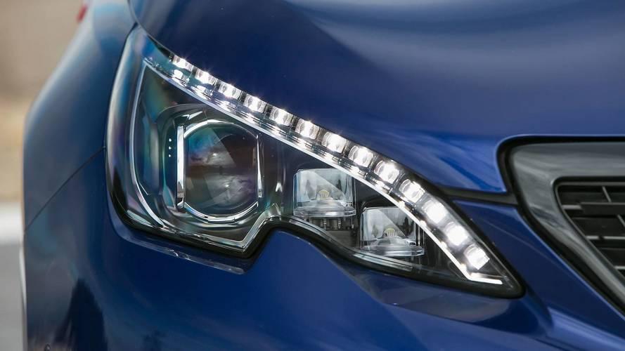Peugeot 308 GTi by Peugeot Sport 2018