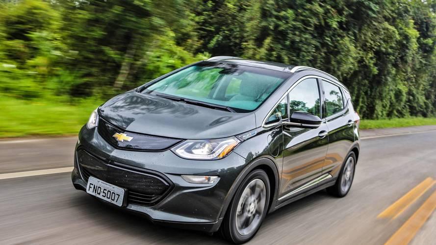 Chevrolet Bolt: elétrico já teve mais de 100.000 unidades vendidas no mundo