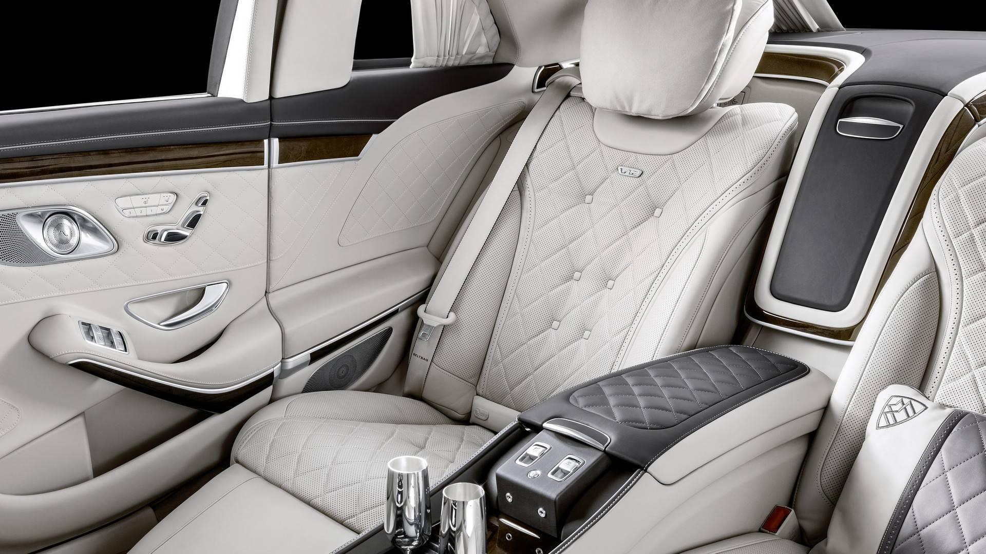 מדהים Mercedes-Maybach Pullman Gets New Grille And More V12 Power KL-98