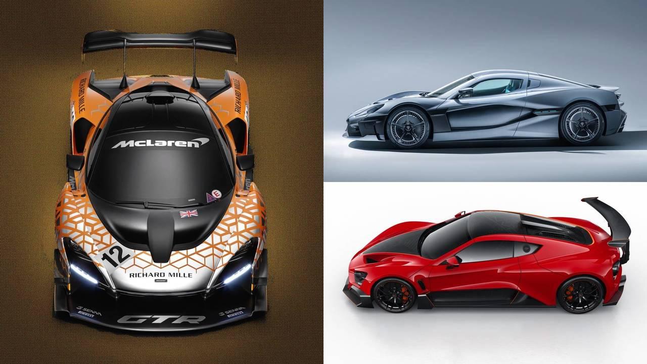 Power cars geneva list