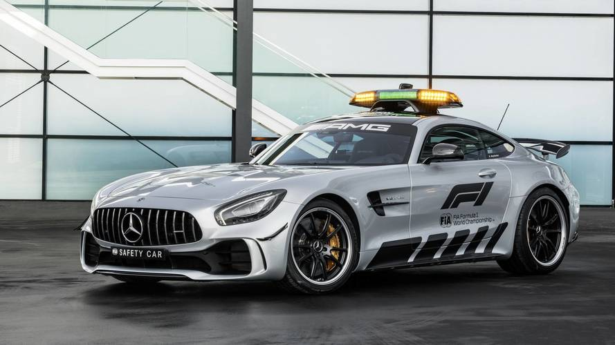 Mercedes-AMG GT R Revealed As The Most Powerful F1 Safety Car Ever