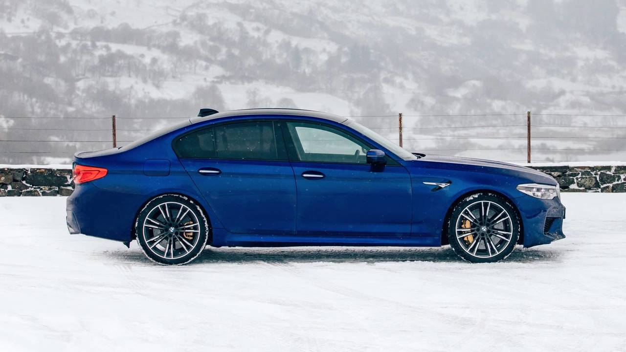 2018 BMW M5 review: Fast, fun, not furious