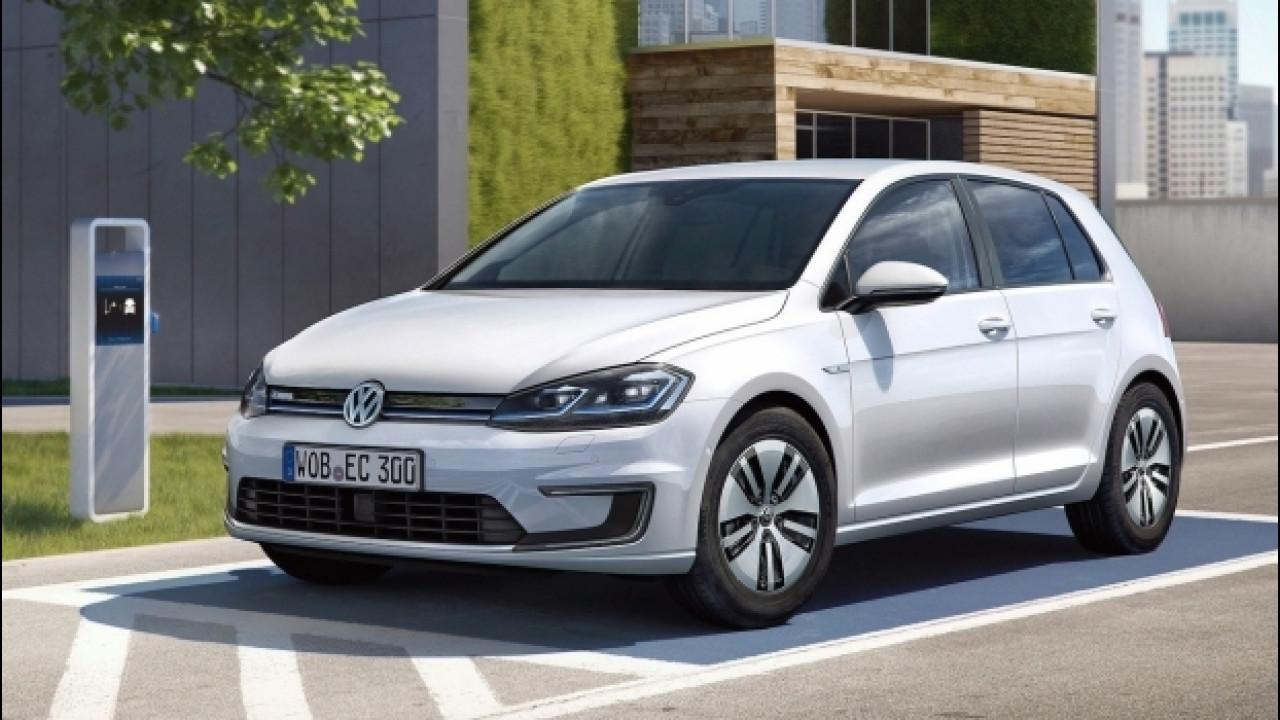 [Copertina] - Volkswagen e-Golf, restyling più potente e tecnologico
