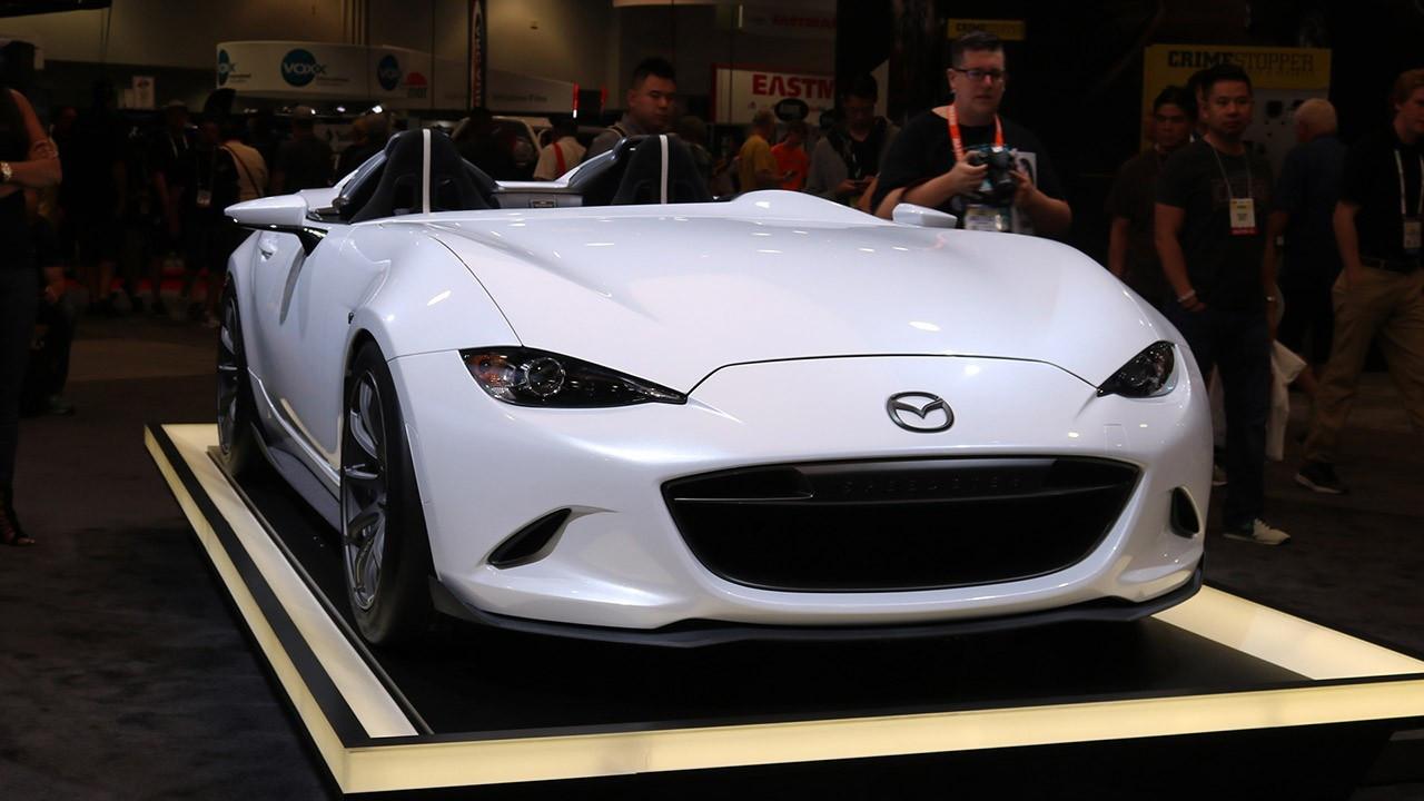 Mazda MX-5 Speedster Evolution 003