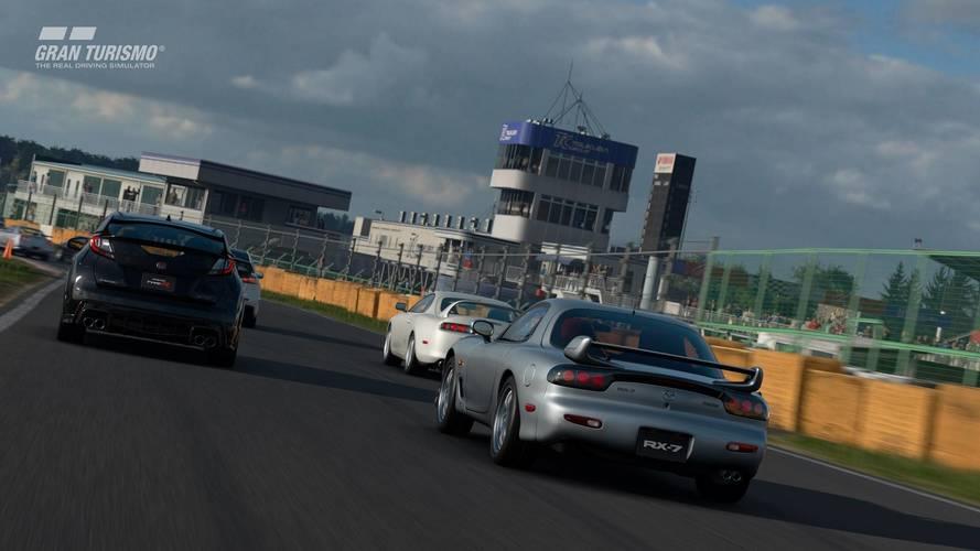 Gran Turismo Sport actualización marzo 2018