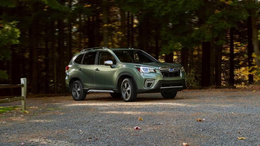 Subaru Forester подорожал на несколько десятков тысяч рублей