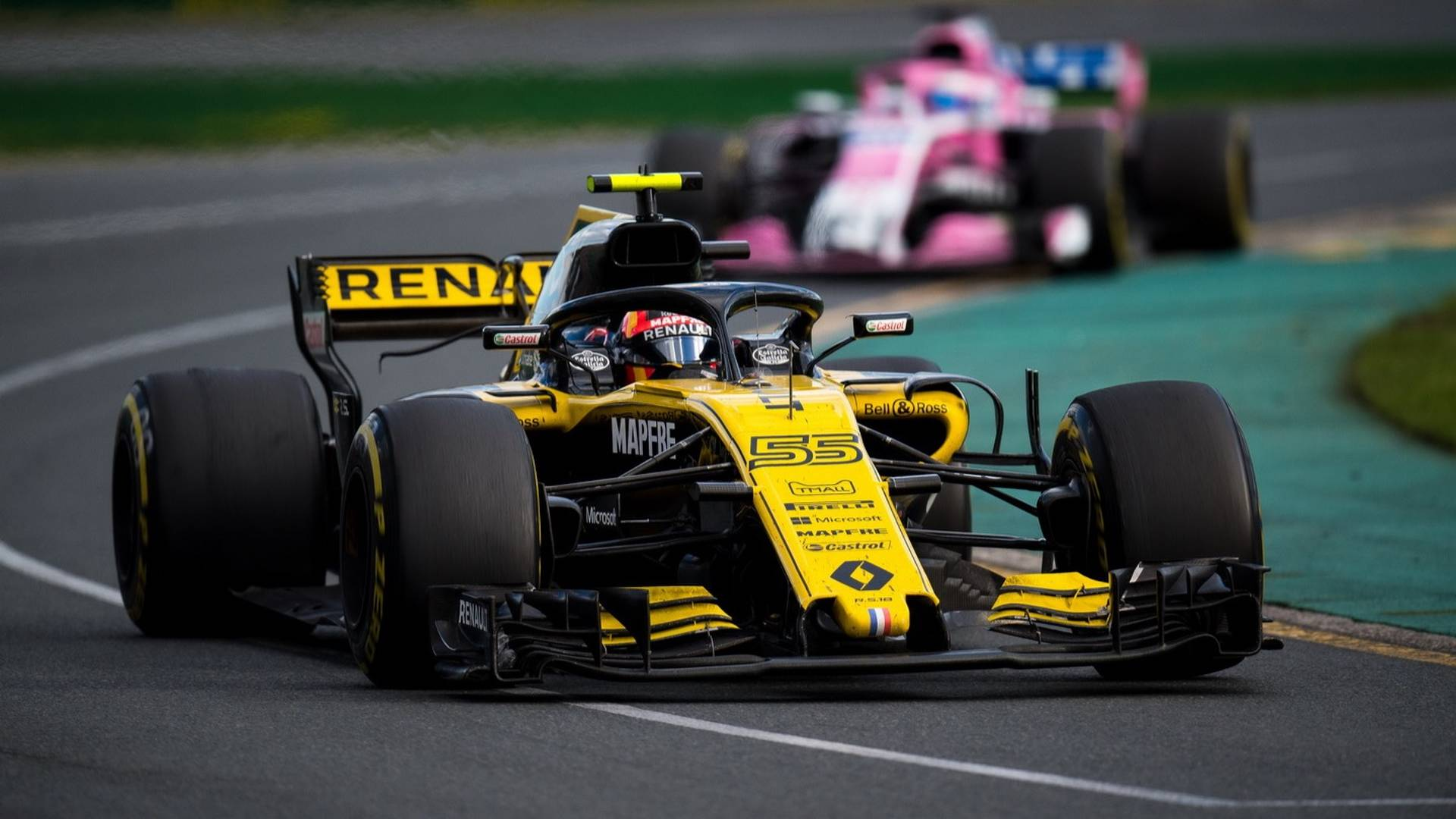 Renault Calls For F1 Engine Freeze In 2019 20