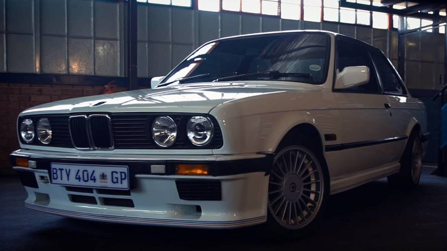 Remembering The Rare BMW 333i E30 And Its 7 Series Engine