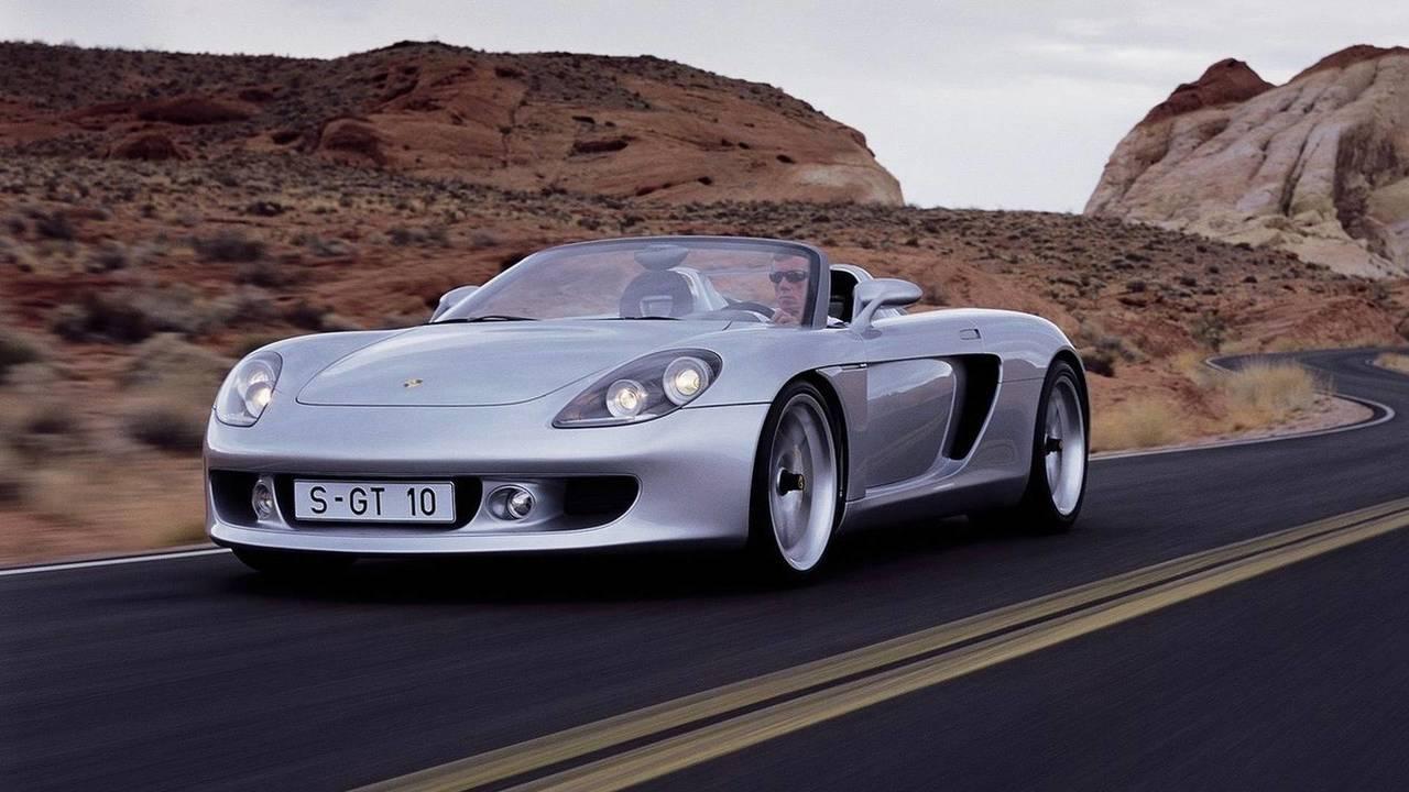 Porsche Carrera GT de 2004, superdeportivo