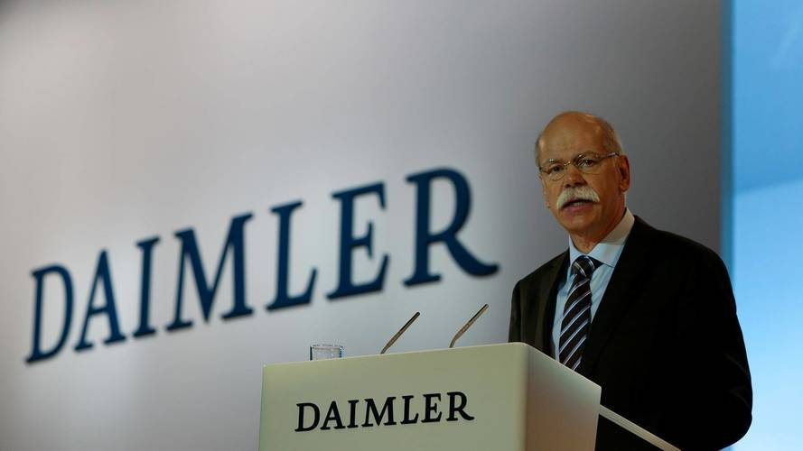 Dieter Zetsche deixará comando do grupo Daimler no ano que vem