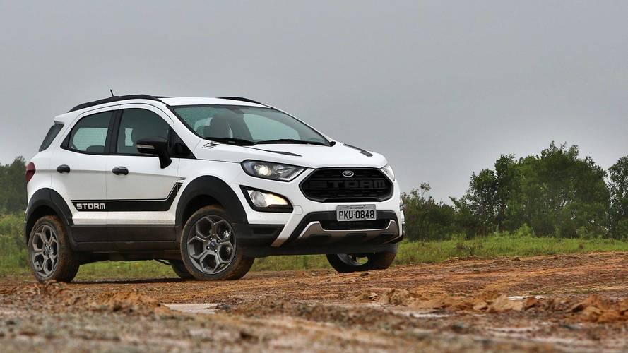 Ford vende EcoSport, Fusion e Ranger com taxa zero e bônus