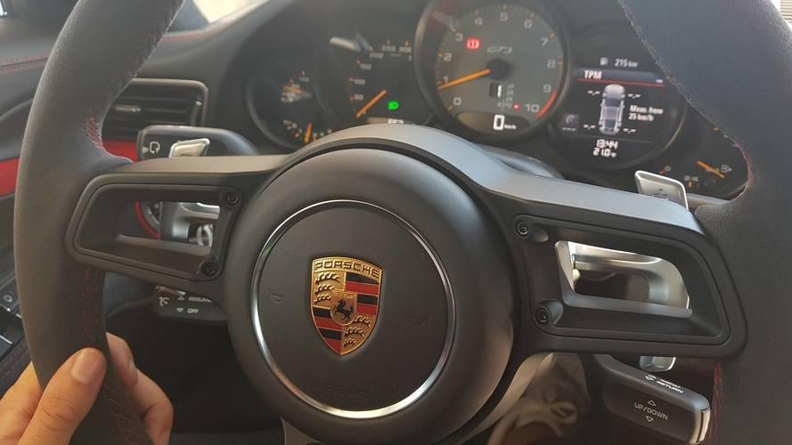 2017 Porsche Performance Day İstanbul Park