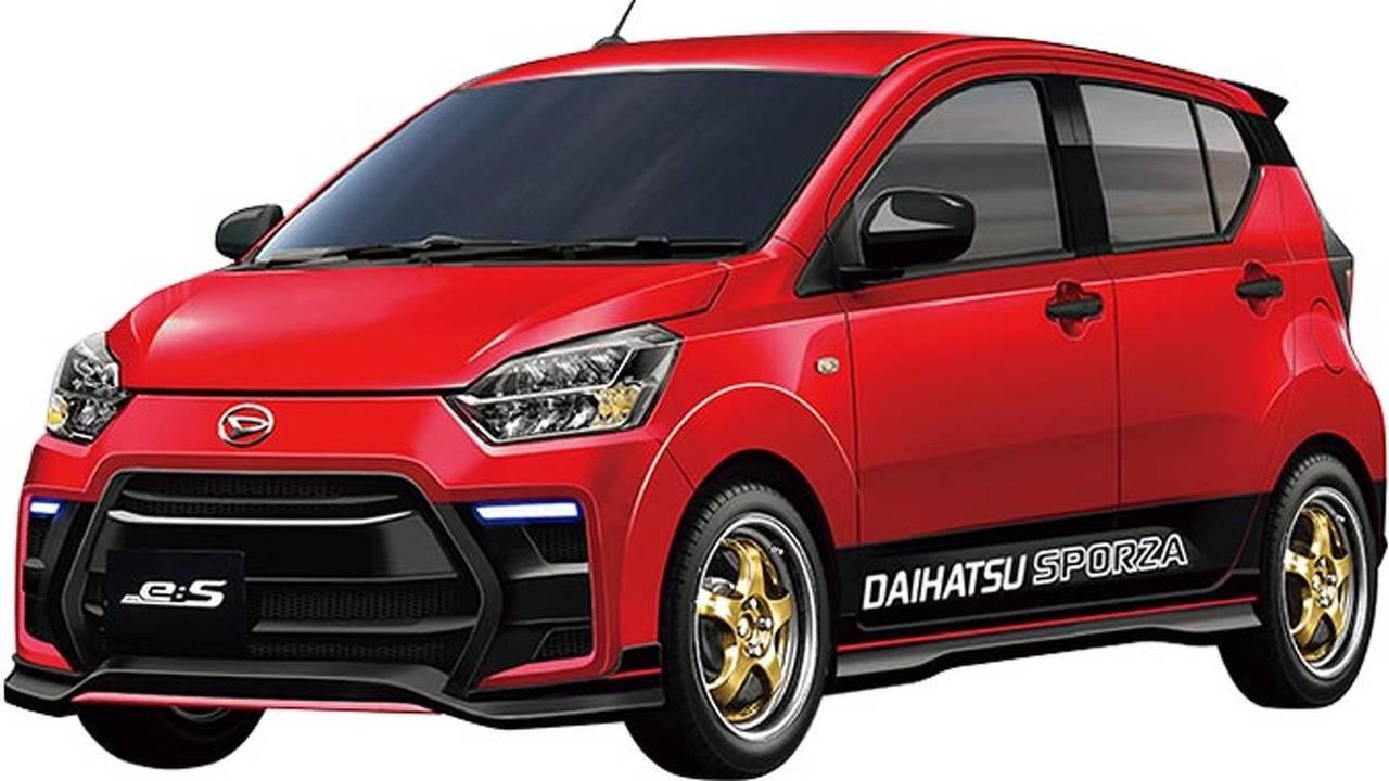 Daihatsu Mira e:S Sporza
