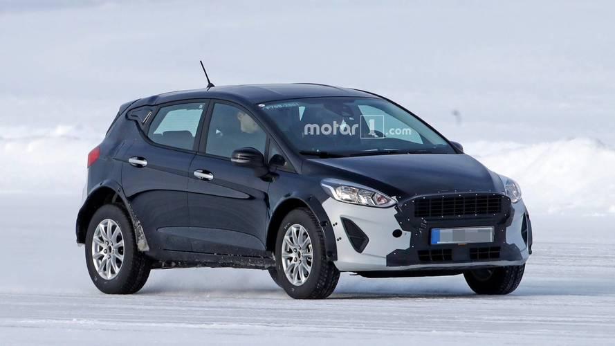 """Ford Fiesta test aracı """"minik Bronco"""" olabilir"""
