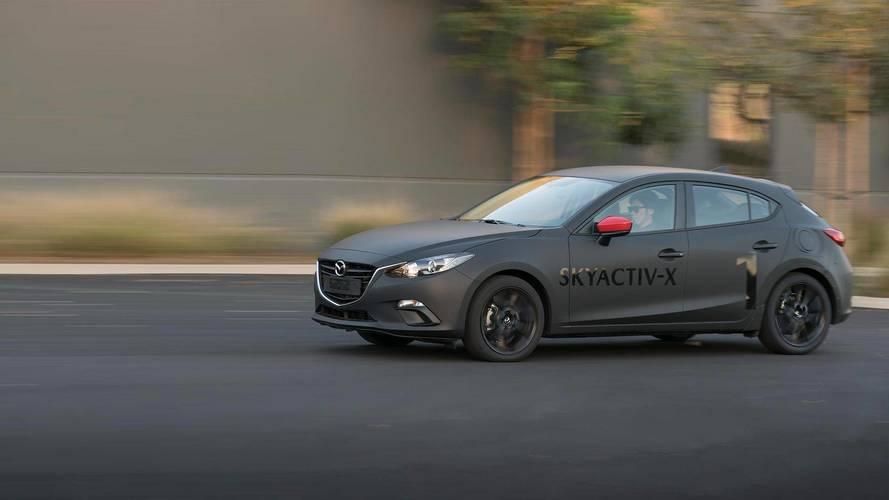 Mazda SkyActiv-X Prototype: First Drive