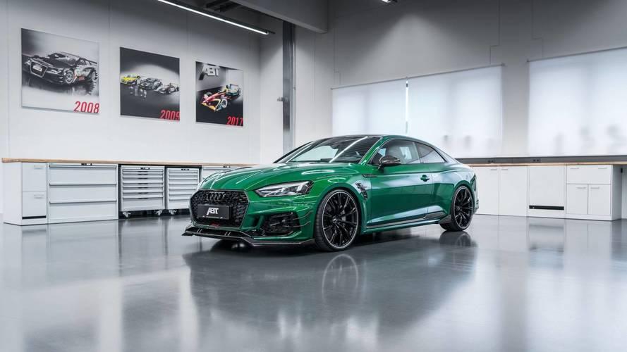 ABT Sportsline présente l'Audi RS5-R