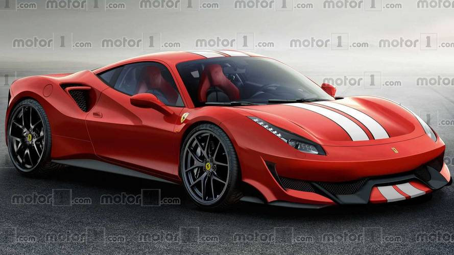 We Think The Ferrari 488 Sport Special Series Looks Like This