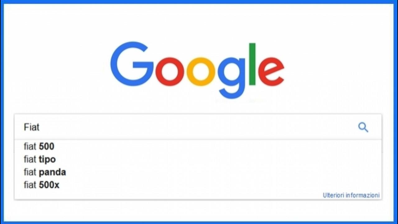 [Copertina] - Le auto più cercate su Google nel 2016