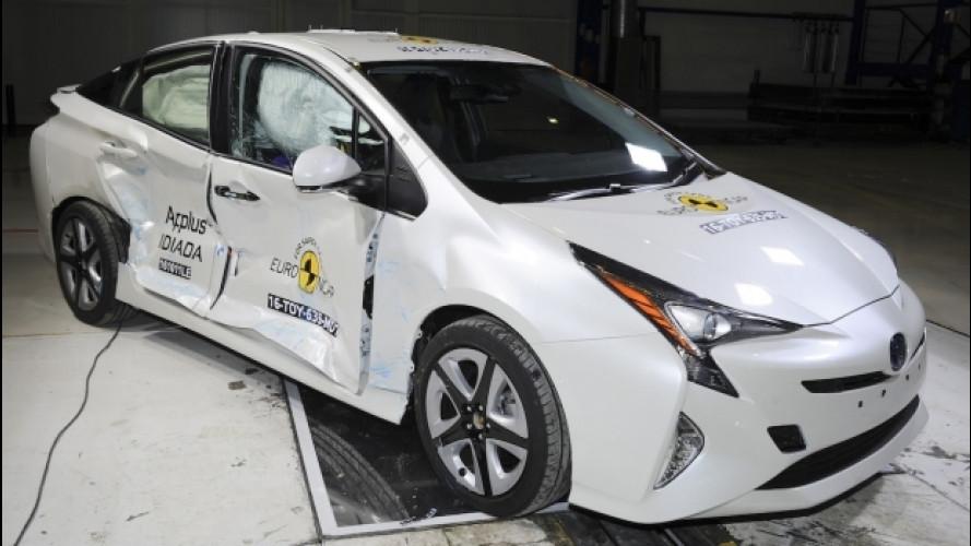 Le dieci auto più sicure del 2016